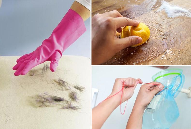 Гэрээ цэвэрлэх хялбар 10 арга
