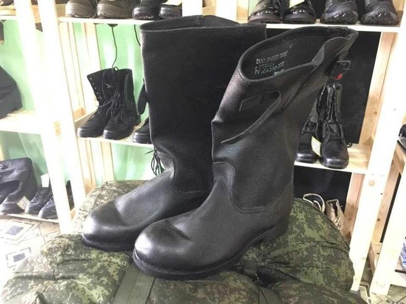Шинэ бакал гутал