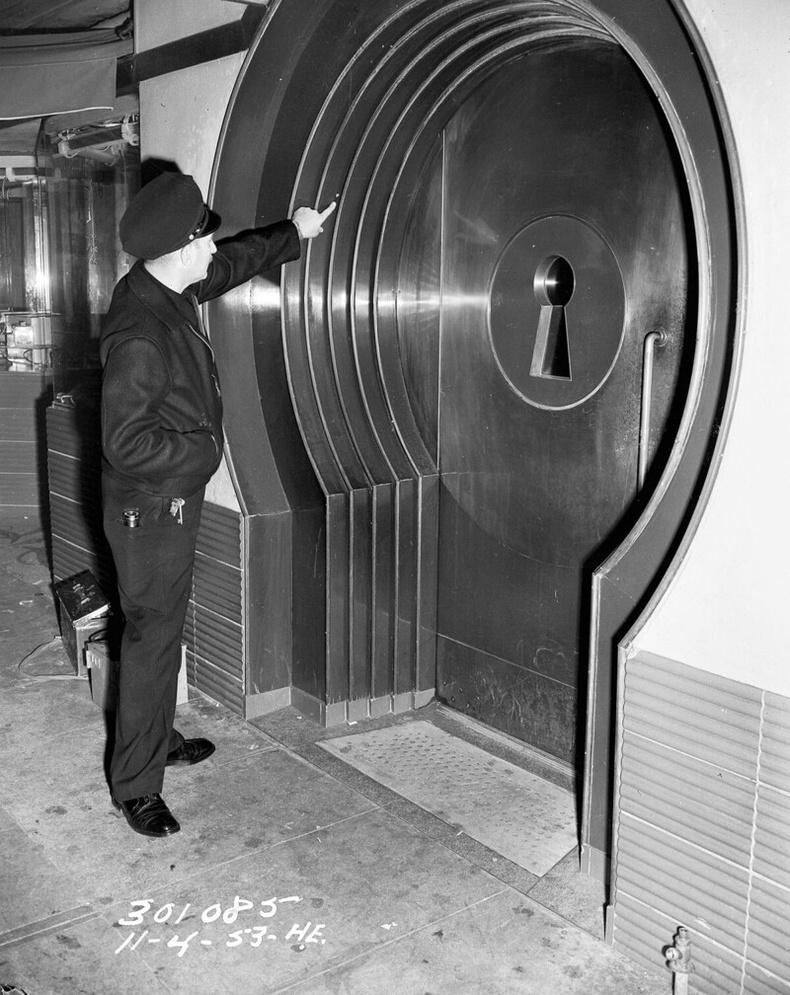 Бааранд болсон буудалцаан, 1953