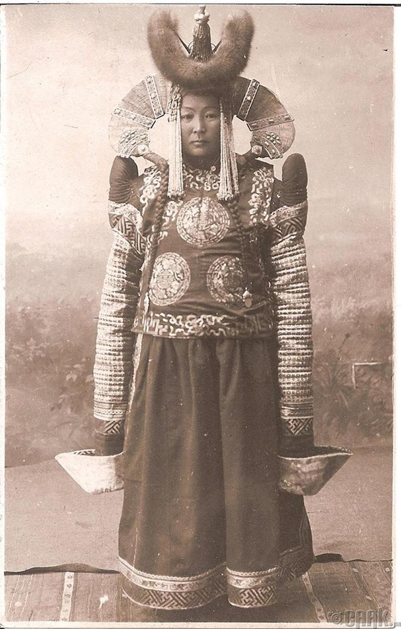 Хүрээний бүсгүй - 1925 он