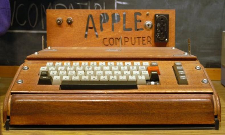 Apple -ийн анхны бүтээгдэхүүн. Apple I, АНУ -1976 он