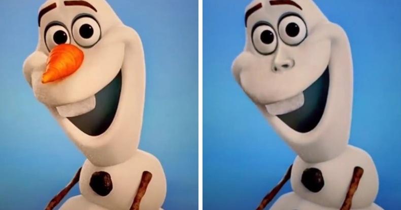 Олаф (Olaf)