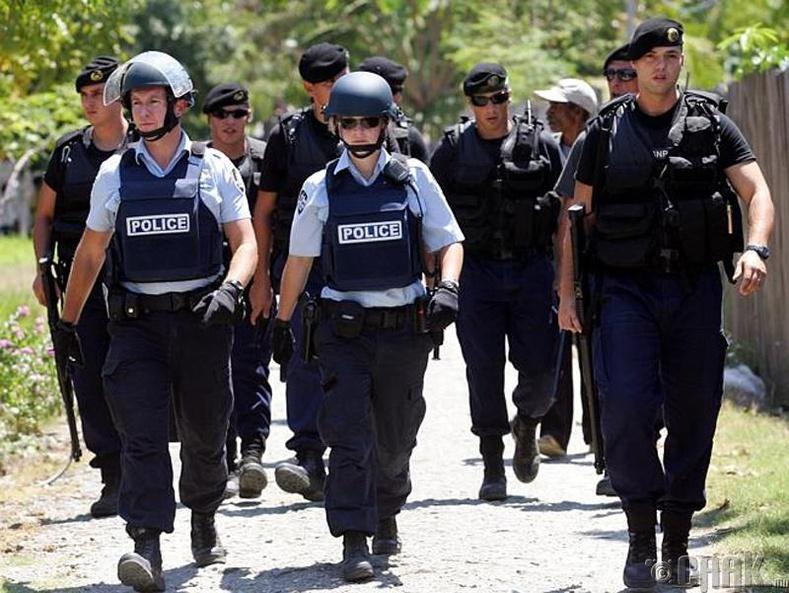 Австралийн холбооны цагдаа