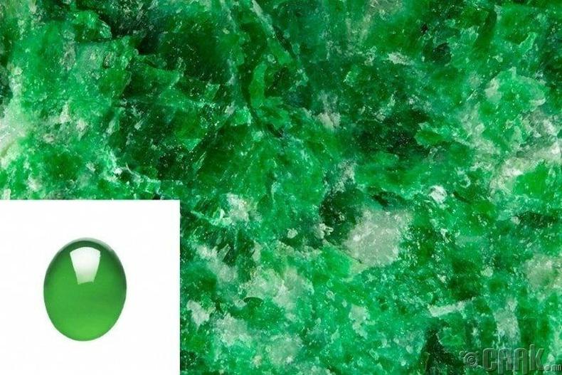 Жадеит (Jadeite)