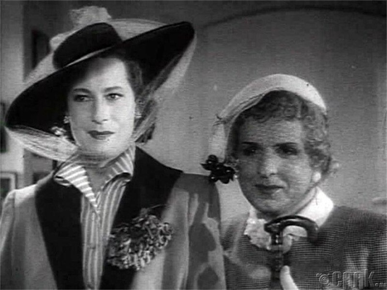 "Анхны хувилбар: ""Fanfares of Love"" (1935)"