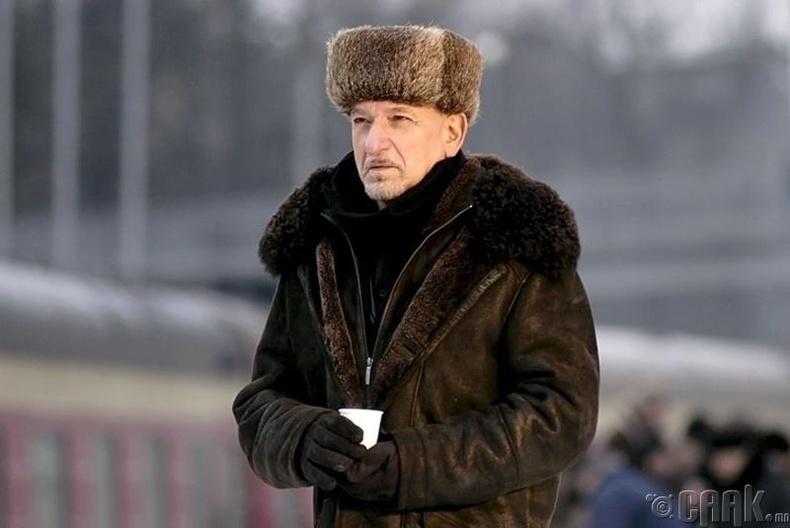 """Оросын цагдаагийн офицер -  """"Transsiberian"""" (2008)"""