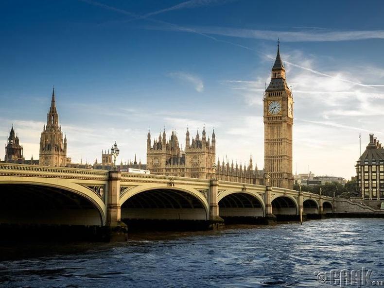 Англи – Лондон
