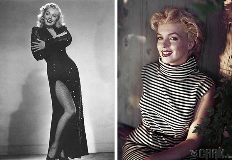 """Мэрилин Монро (Marilyn Monroe) - АНУ-ын алдарт жүжигчин, дуучин, 20-р зууны """"секс бэлэг тэмдэг"""""""