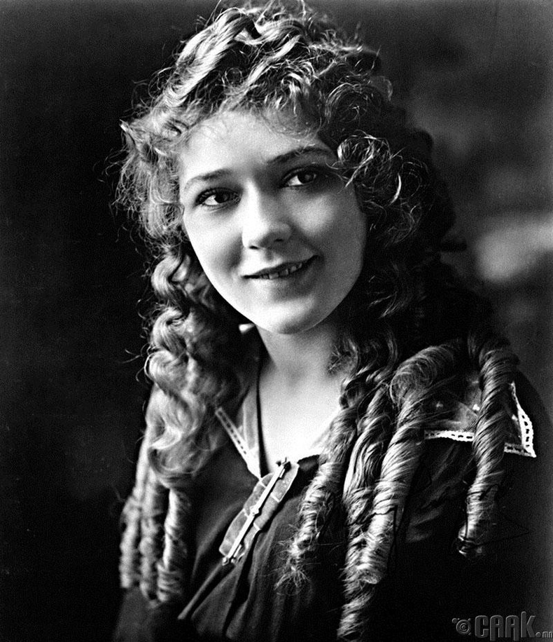 Мэри Пикфорд (Mary Pickford) - 1892-1979