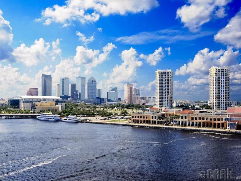 Тампа, Флорида (Tampa, Florida)