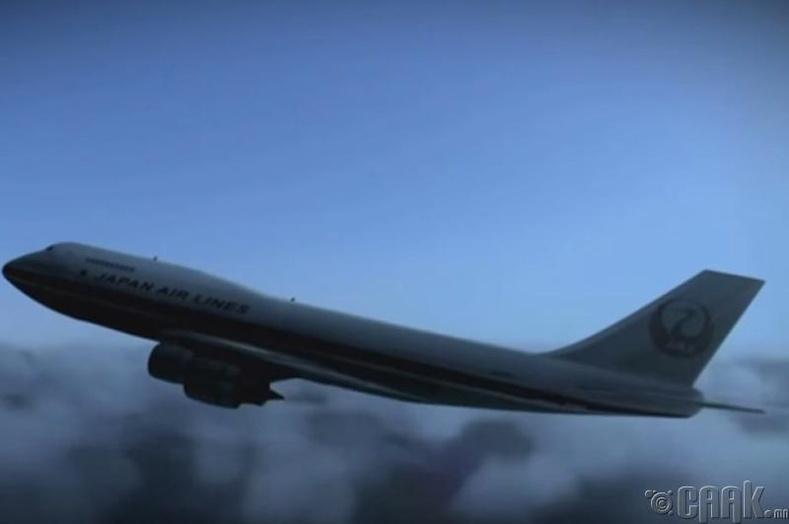 Онгоцонд 509 зорчигч, нисэх багийн 15 ажилтан явжээ