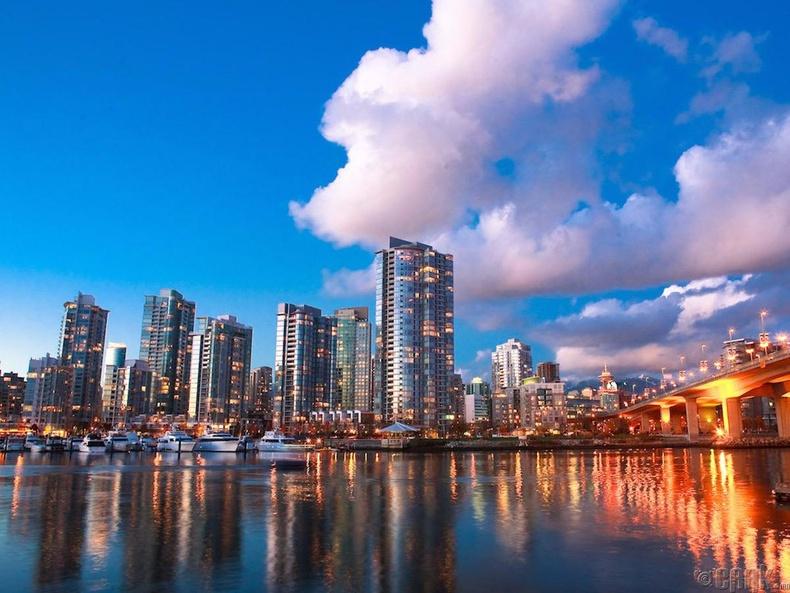 Ванкувер, Канад (Vancouver, Canada )