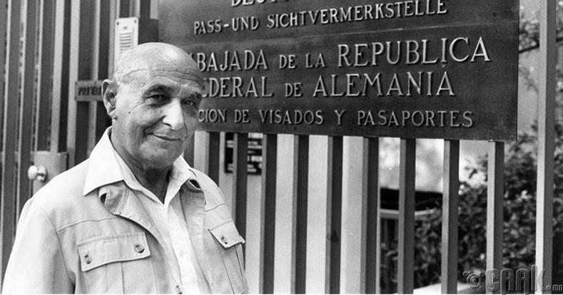 Хуан Гарсия Пужоль (Juan Garcia Pujol)