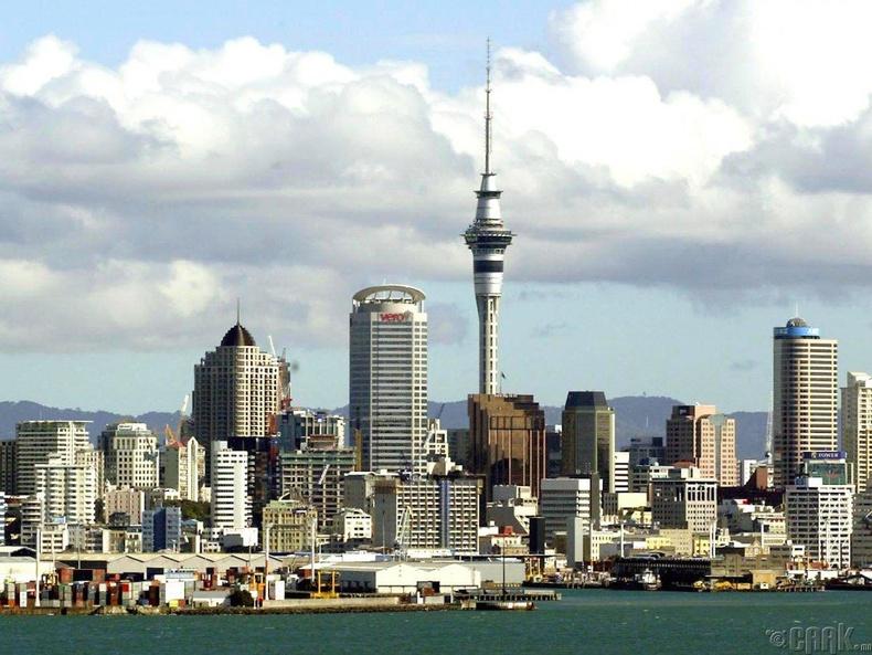 Шинэ Зеландын Окленд хот