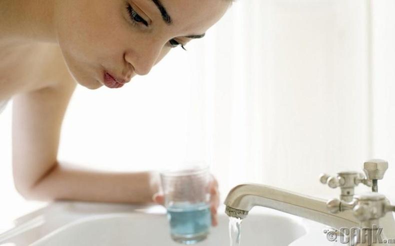 """""""Хоолосны дараа заавал шүдээ угаах ёстой"""""""