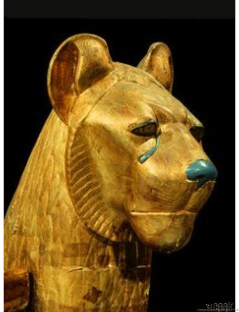 Эртний Египетийн арслангууд
