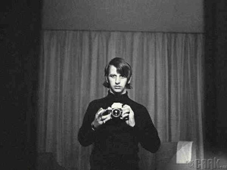 Битлз хамтлагийн дуучин Ринго Старр (Ringo Starr) -1960