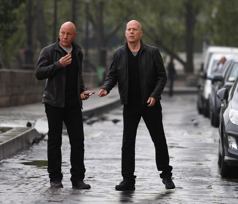 "Брюс Уиллис (Bruce Willis) ""Red 2"" кино"