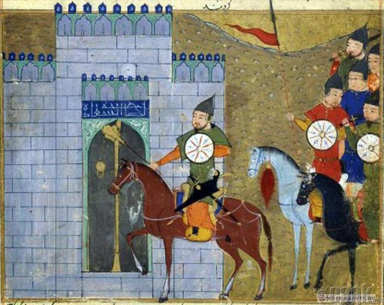 Монголчуудын байлдан дагуулал (1206-1368)