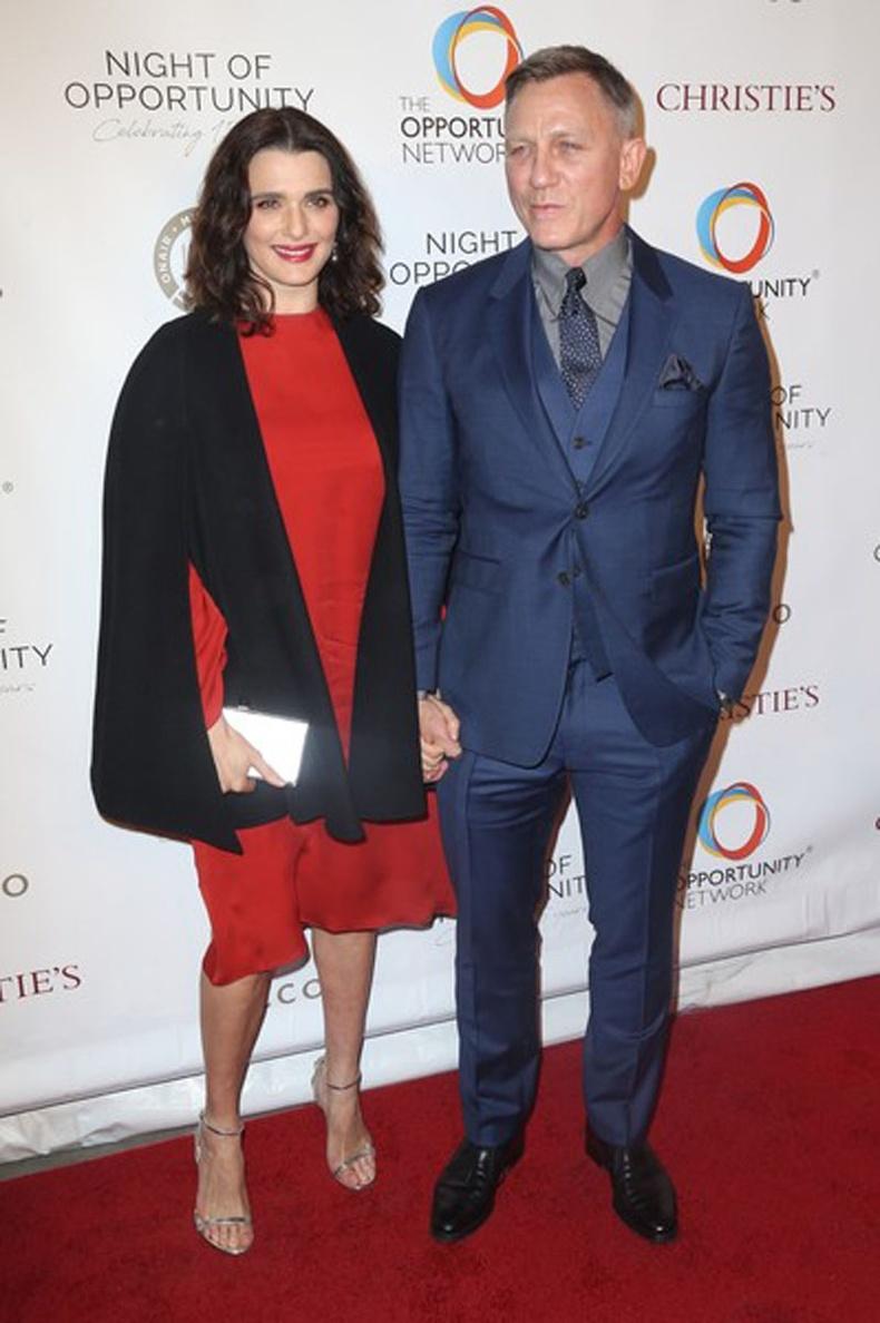 Рейчел Вайсз ба Даниел Крейг (Rachel Weisz, Daniel Craig)