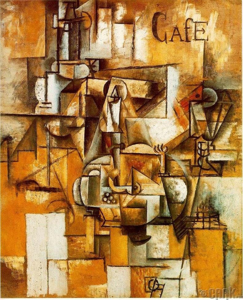 """""""Picasso""""-ийн уран зураг"""