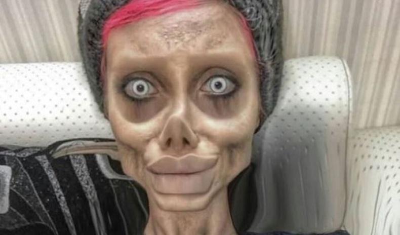 """Анжелина Жолигийн """"зомби"""" хувилбар Ираны шоронд, үхлийн ирмэг дээр байна"""