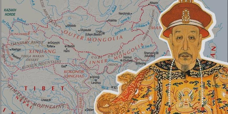 Төв Азид хүчээр суурьшуулсан 2 сая хятад иргэн өдгөө хаана байгаа вэ?