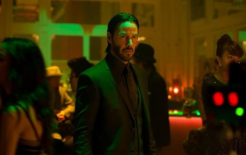 Киану Ривз (Keanu Reeves)  — «John Wick» (2014)