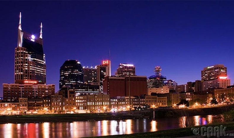 Нэшвилль (Nashville) хот, АНУ