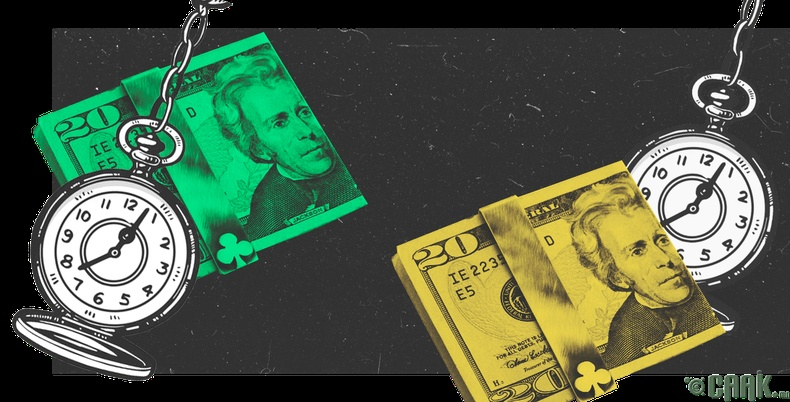Мөнгө хуримтлуулах
