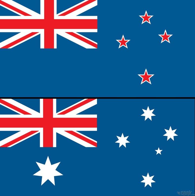 Шинэ Зеланд (New Zealand) болон Австрали (Australia)