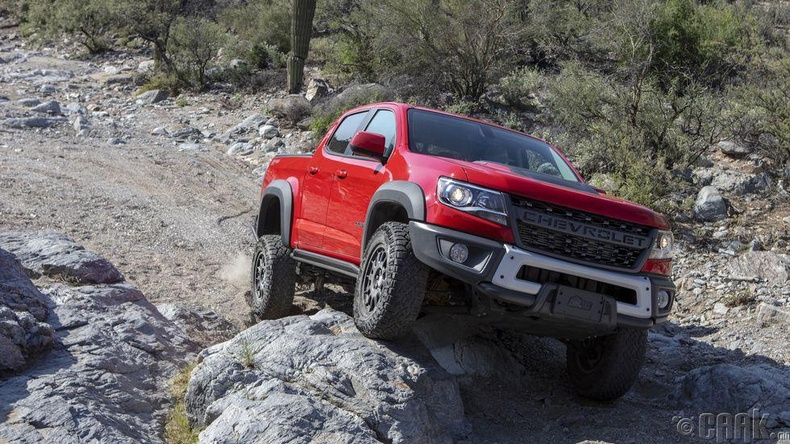"""Chevrolet Colorado ZR2 Bison"""