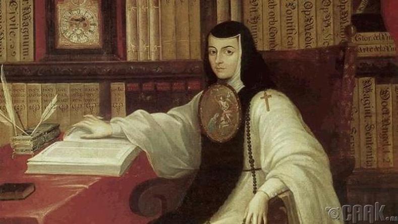 Сор Хуана Инас Ди Ла Круз (Sor Juana Inés de la Cruz )