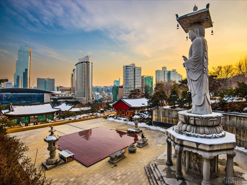 Сөүл, Өмнөд Солонгос (Seoul, South Korea)