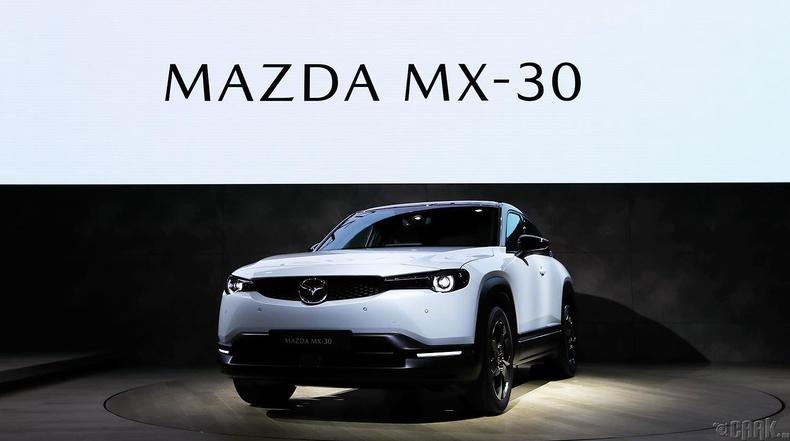 """""""Mazda MX30"""" цахилгаан хөдөлгүүрт жийп"""
