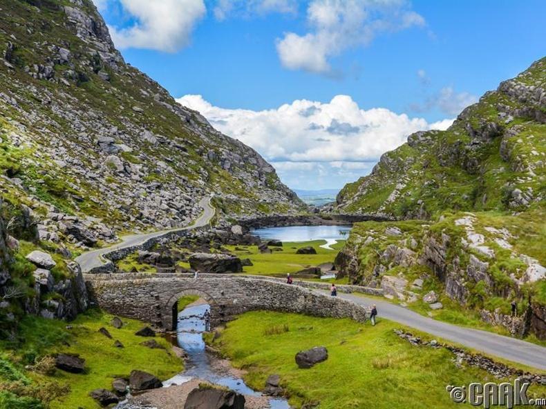 Ирланд (ДНБ: $79.924)