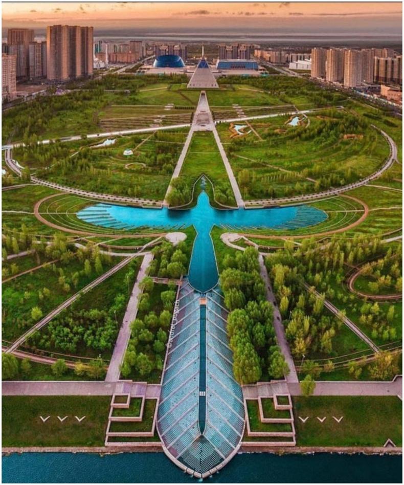 Казахстаны нийслэл Нурсултан хот