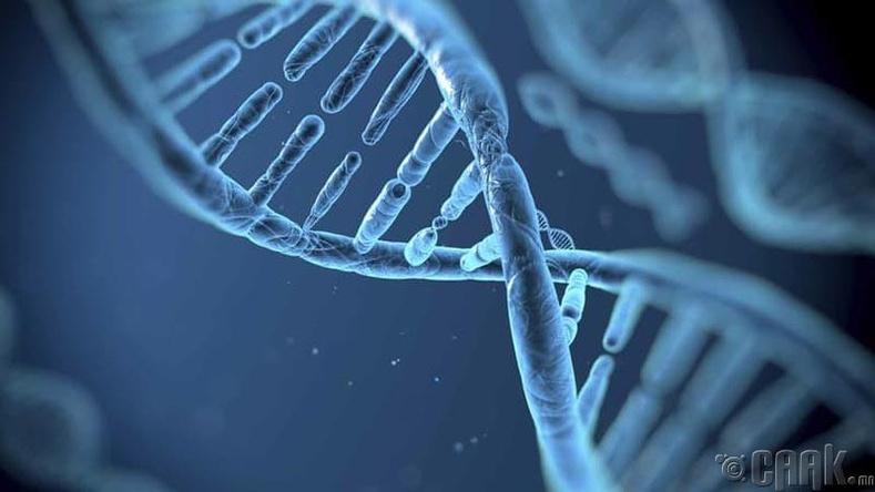 Генийн өөрчлөлт