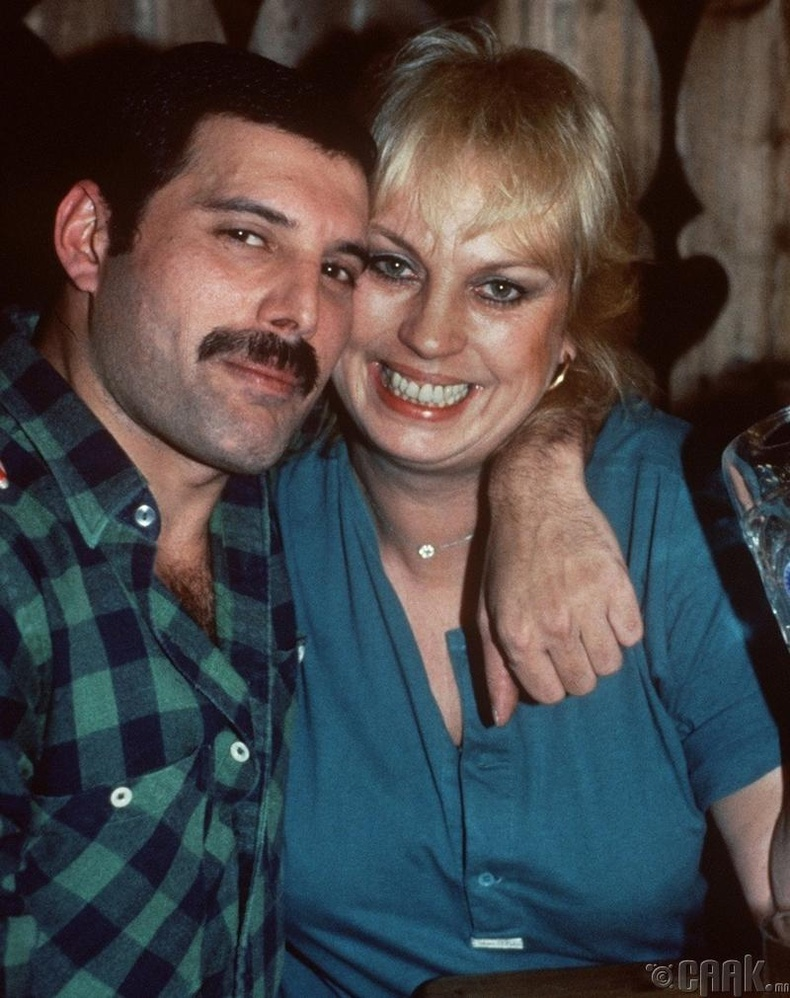 Фрэдди Мэркүри (Freddie Mercury)