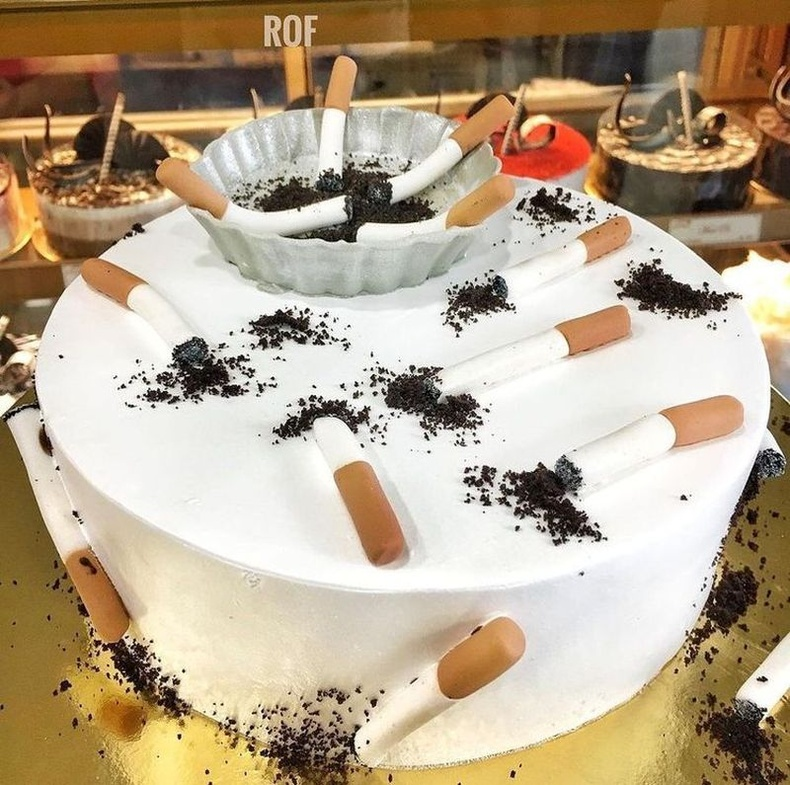 Тамхичны бялуу