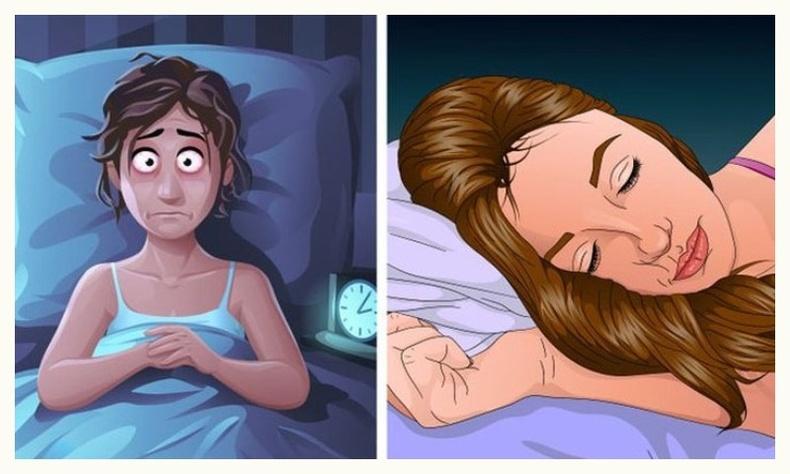 Оройн 10 цагаас унтаж хэвшвэл таны биед дараах эерэг өөрчлөлтүүд гарна