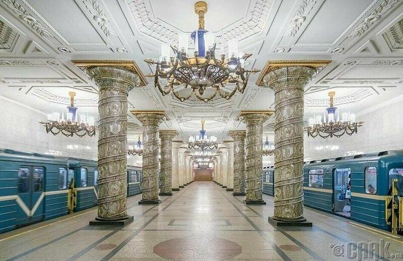 Автовогийн буудал, Киров-Выборг чиглэл, Санкт-Петербург