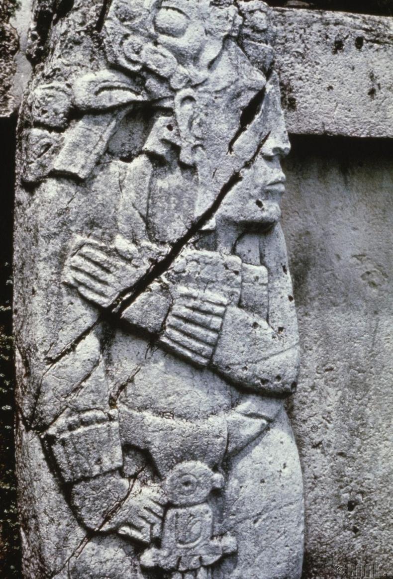 Кинич Жанааб Пакал (615- 683)