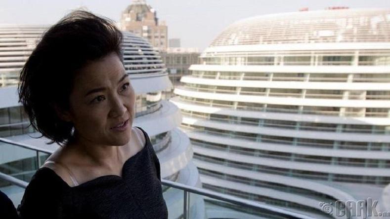 Бээжинг бүтээсэн эмэгтэй  Жанг Шин (3.6 тэрбум ам.доллар)