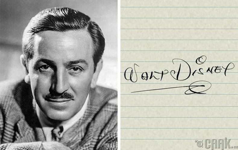 Уолт Дисней (Walt Disney)