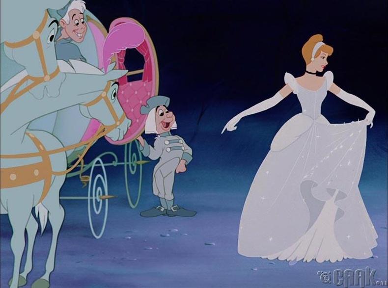 """Үнсгэлжин - """"Cinderella"""""""