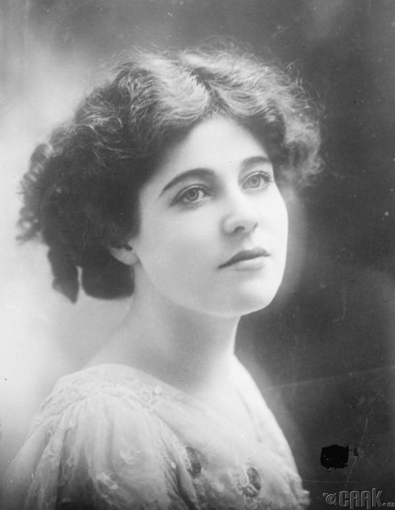 Жүжигчин Этил Клэйтон (Ethyl Clayton) - 1910 он