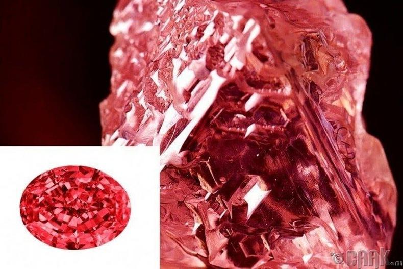 Улаан алмаз