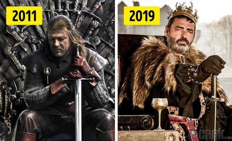 """""""Хаан ширээний тоглоом"""" (Game of Thrones)"""