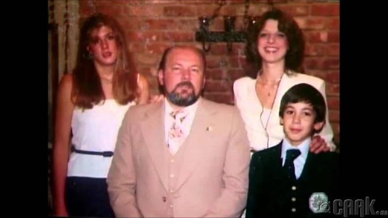 Сайхан гэр бүлтэй байсан